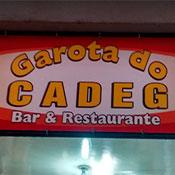 Bar e Lanchonete Garota do CADEG